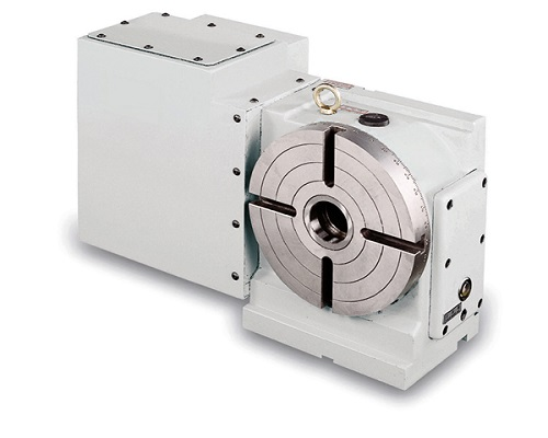 左手型CNC电脑数控分度盤