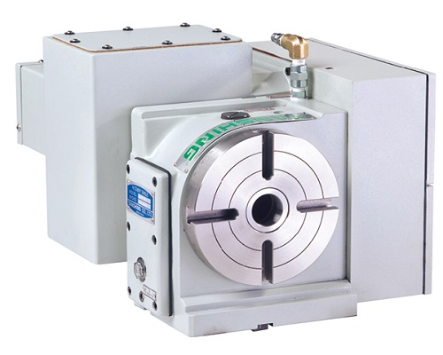 背后式CNC电脑数控分度盘