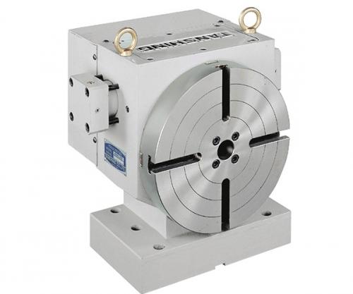 大孔径5C油压精密分度盘